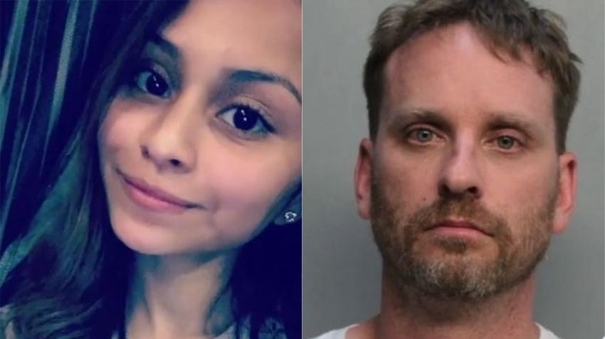Identifican al asesino de joven de Miami baleada afuera de su casa como el esposo de la tía de la víctima