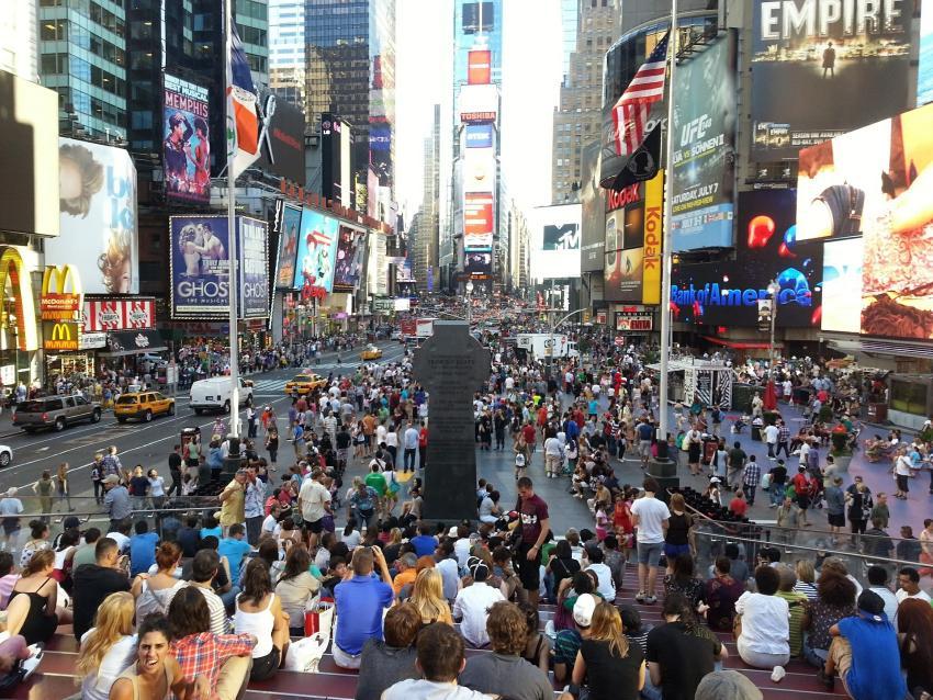 Nueva York bajo alerta ante la presencia de una fuerte ola de calor