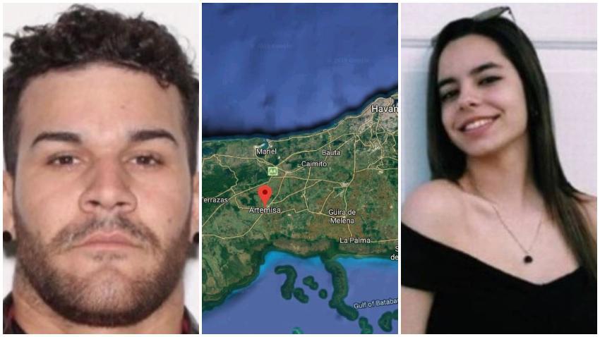 Localizan en Cuba donde se esconde el cubano acusado de asesinar a una joven cubana de 16 años en Miami