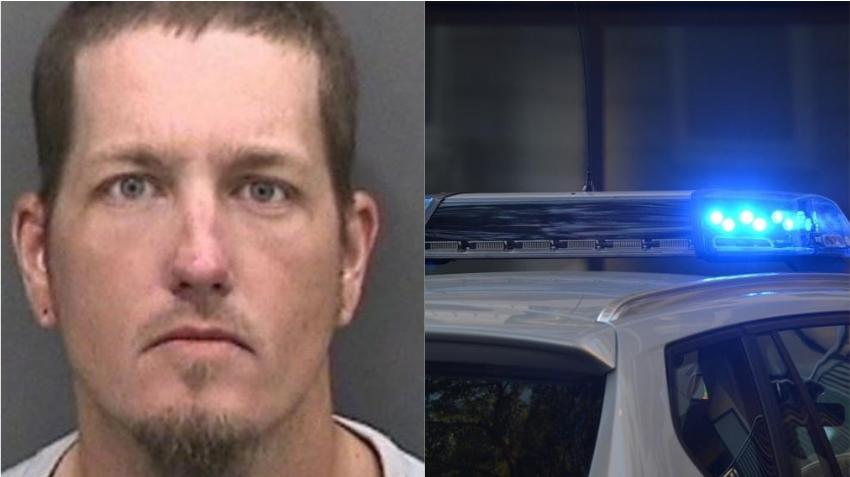 Hombre de Florida es arrestado tras hacerse pasar por policía y detener a un oficial que estaba fuera de servicio