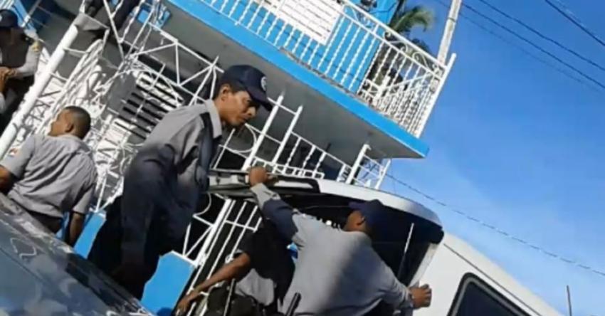 Oleada represiva en Santiago de Cuba contra opositores