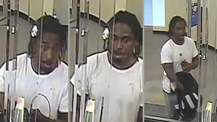 FBI busca a un hombre que robó un banco Chase en Brickell