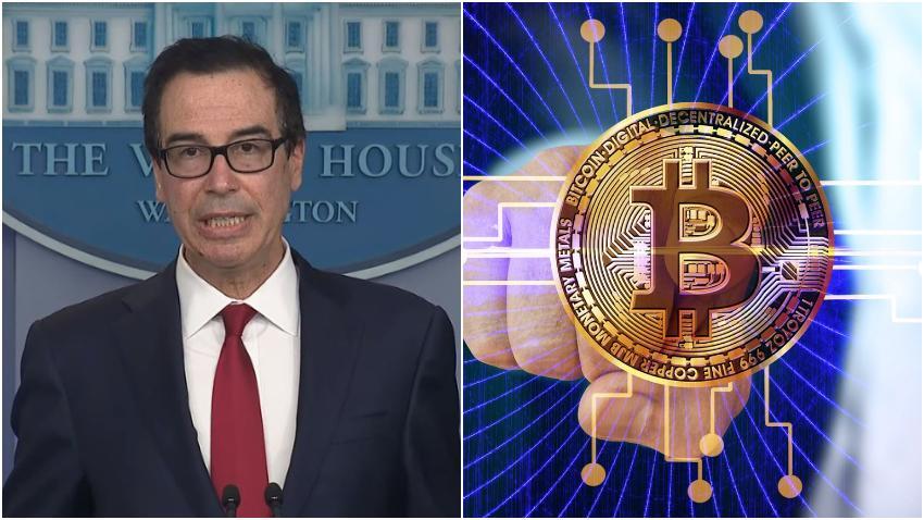 """Secretario del Tesoro de Estados Unidos advierte sobre el uso de la criptomoneda: """"Esto es un problema de Seguridad Nacional"""""""