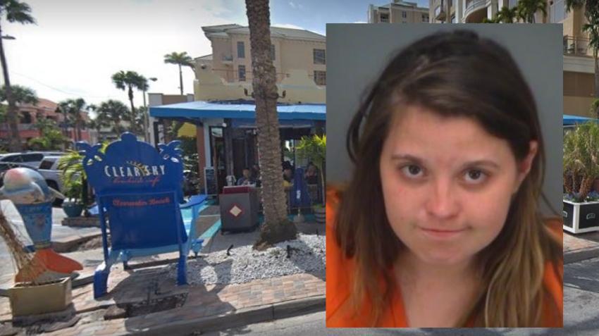 Mujer de Florida deja una propina de $5000 en la tarjeta de su novio para desquitarse luego de un desacuerdo