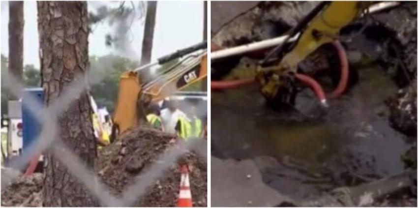 Miles de residentes en Broward podrían verse afectados por interrupción del suministro de agua por varias días