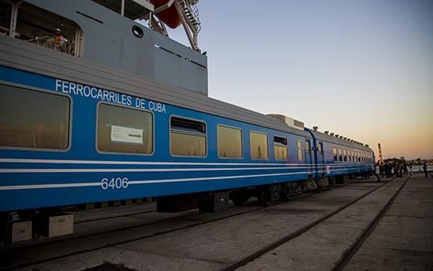 Comenzarán nuevos trenes en Cuba con precios más bajos que los ómnibus