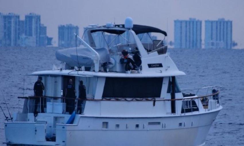 La Guardia Costera intercepta un bote con 12 migrantes chinos cerca de Fort Lauderdale