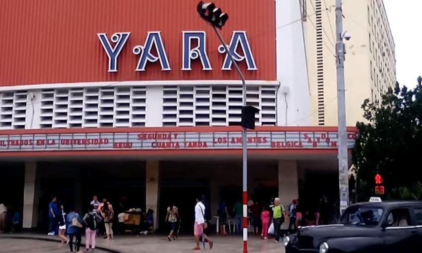 Reabrirán cines y teatros en La Habana para octubre, mes en que se celebra a la cultura cubana