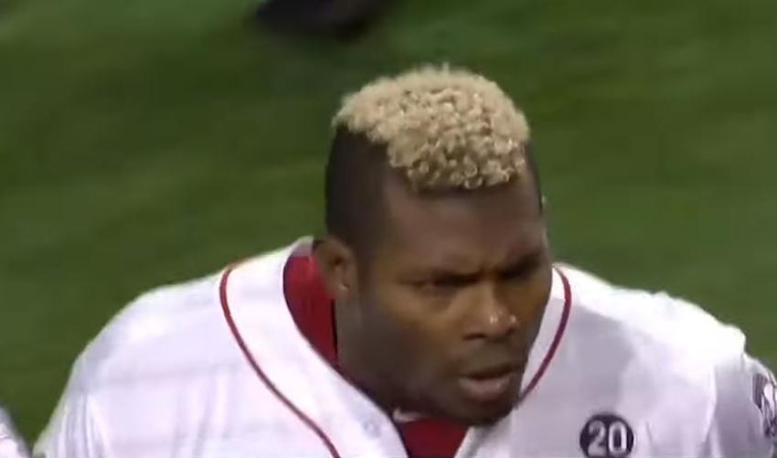 Pelotero cubano Yasiel Puig involucrado en una pelea en su último juego con los Rojos de Cincinnati