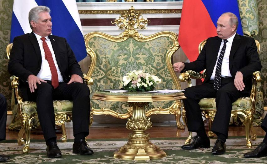 Cuba y Rusia acuerdan firmar convenio en materia de energía atómica