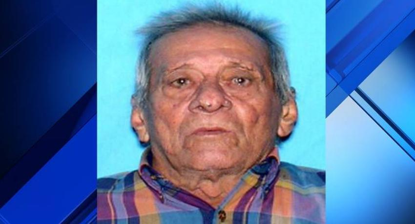 Anciano que padece Alzheimer desapareció en Miami