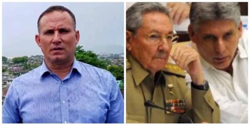 """Fuerte mensaje del líder de la UNPACU a Raúl Castro y a Díaz-Canel: Los sentaremos """"en el banquillo de los acusados"""""""