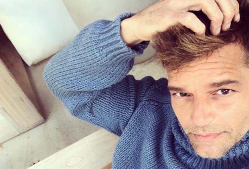"""Ricky Martin asegura que se sintió """"violado"""" durante una entrevista con Barbara Walters"""