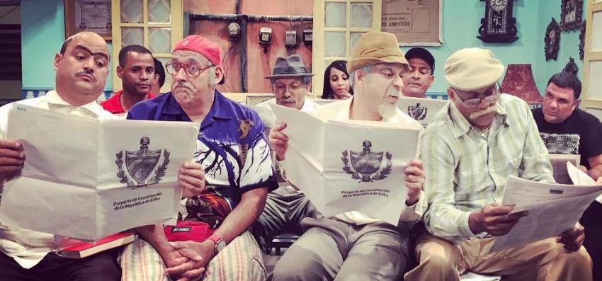Prensa estatal cubana arremete contra humoristas en la Isla por ridiculizar a los dirigentes