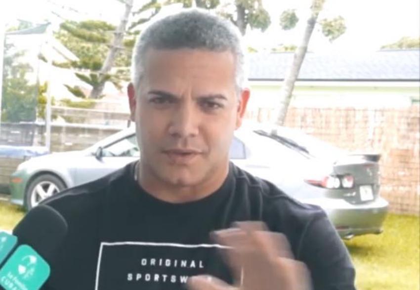 Actor cubano Vladimir Villar  decidió quedarse a vivir en Miami