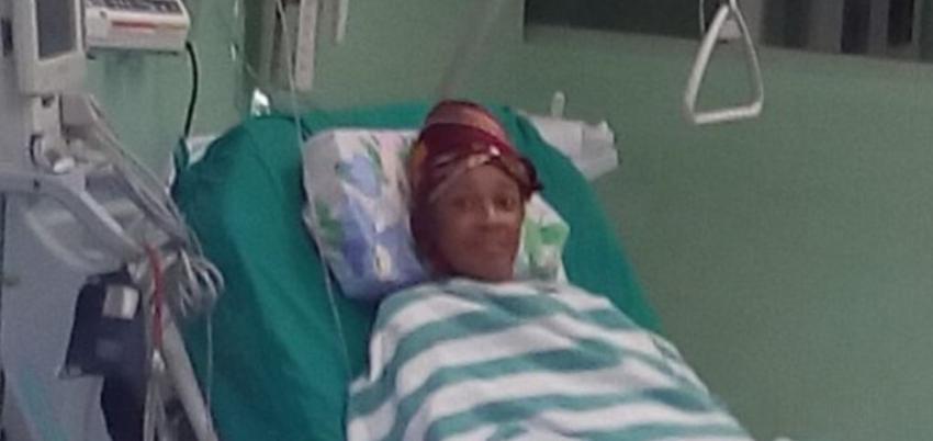 Dama de Blanco ha sido diagnosticada con tuberculosis, permanece interna en La Covadonga
