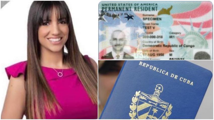 Abogada Claudia Canizares aclara que los cubanos que se están haciendo residentes bajo la ley de ajuste cubano no son afectados por la política de carga pública