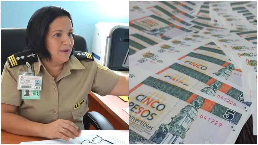 La Aduana de Cuba advierte que decomisarán los CUC que importen los pasajeros