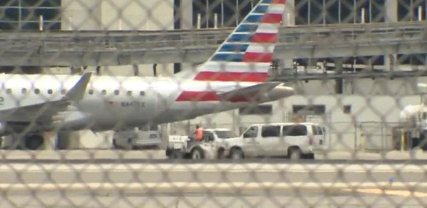 Descarga eléctrica hiere a 2 trabajadores en el Aeropuerto Internacional de Miami