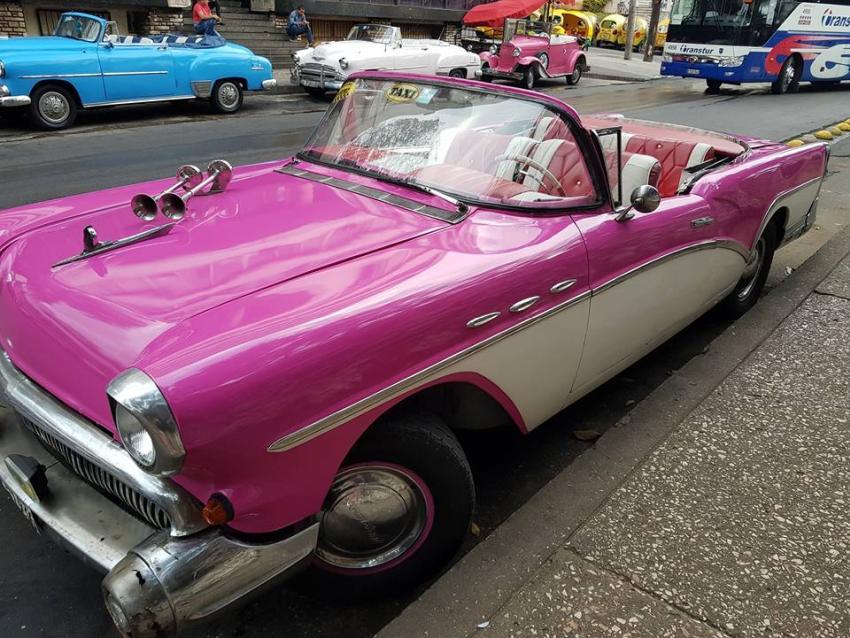 Cuba y los autos clásicos: premio para los mejores