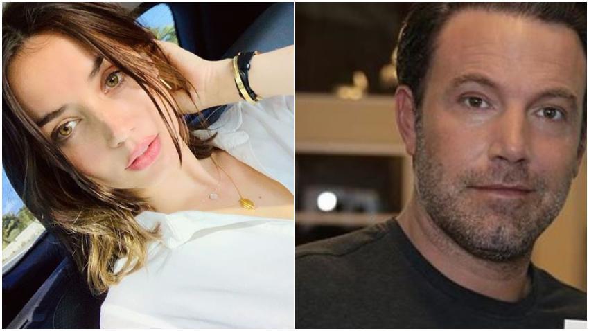 La cubana Ana de Armas en negociaciones para participar junto a Ben Affleck en una película  erótica