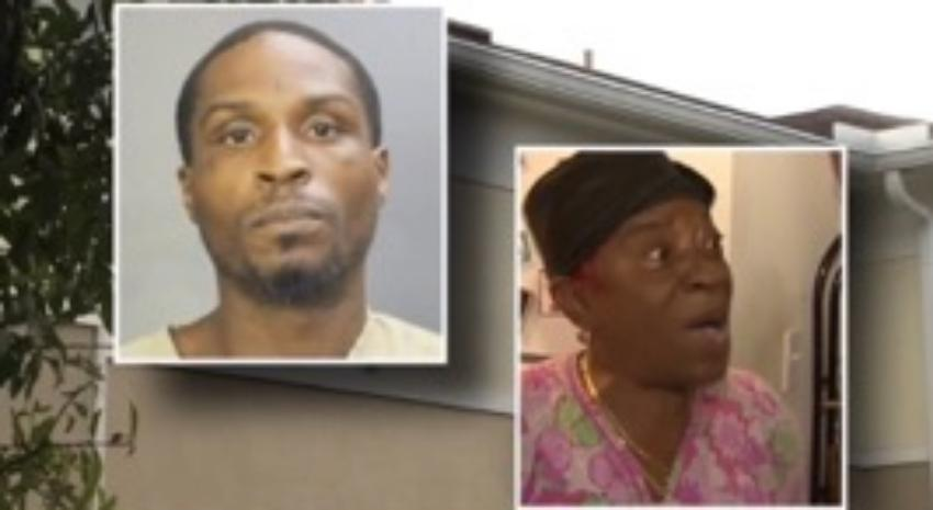 Una anciana del sur de la Florida mordió a un ladrón que ingresó a su casa