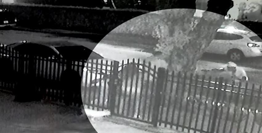 Familia de origen cubano de Miami se defiende a tiros de un ladrón armado en la puerta de su casa