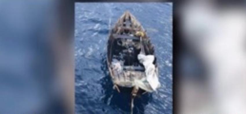 Seis balseros cubanos interceptados a siete millas de Boca Ratón
