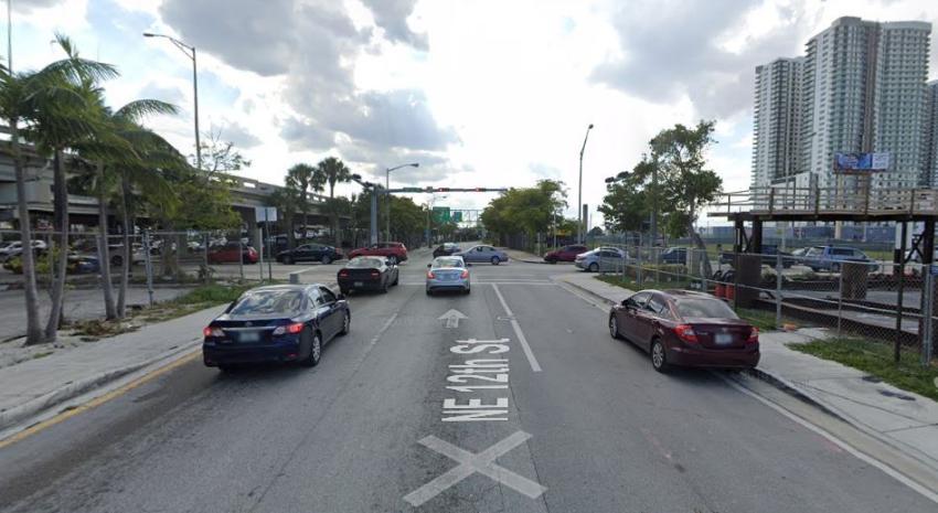 Cerrarán permanentemente transitada calle en el downtown de Miami por construcciones