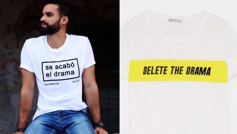 """Marca de ropa cubana """"Clandestina"""" asegura que Zara le está copiando sus diseños"""