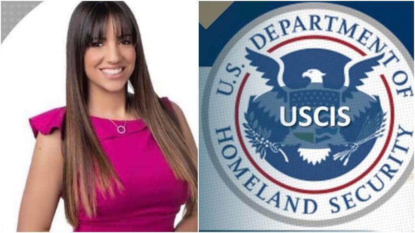 """La abogada Claudia Cañizares habla sobre la """"green card"""" por matrimonio en tiempos de Trump"""