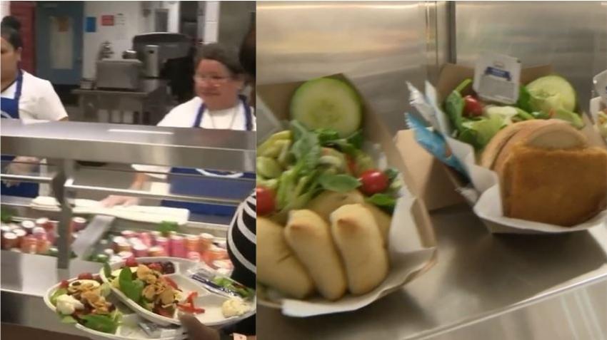 Las escuelas del condado de Miami-Dade ofrecerán opciones de almuerzos saludables este año