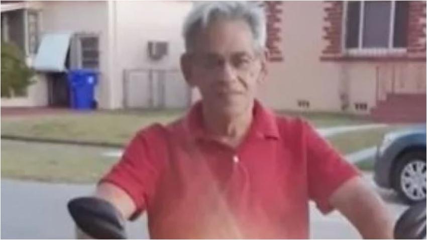 """Muere un cubano en Miami atropellado mientras realizaba entregas de comida de """"Uber Eats"""""""