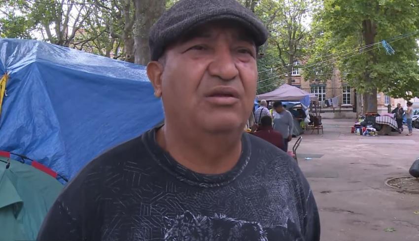 Cubanos entre un grupo de 150 inmigrantes de América Latina desalojados en Francia