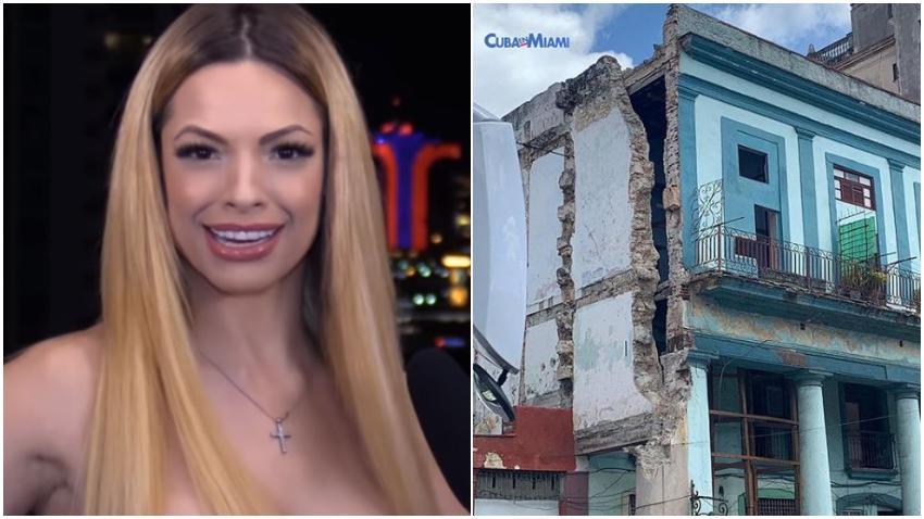 """Dayami Padrón sobre Cuba: """"En Cuba se puede vivir bien con malas condiciones"""""""