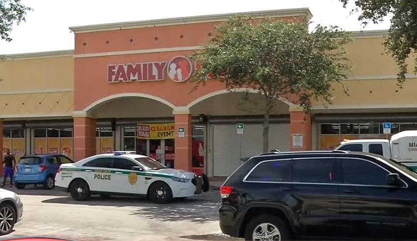 Roban a mano armada caja fuerte de una tienda Family Dollar en el suroeste de Miami Dade