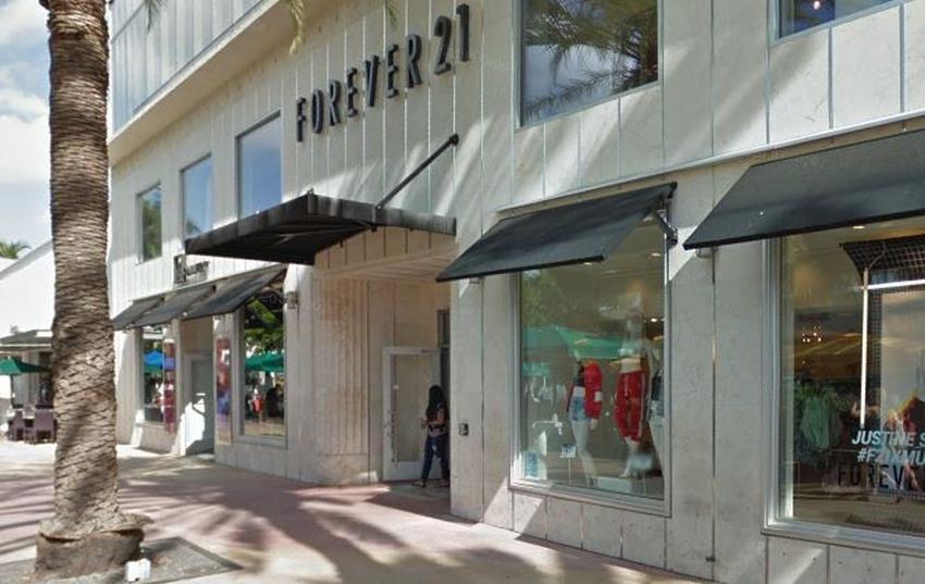 Tienda Forever 21 se declara en bancarrota; cerrará 178 tiendas en EEUU