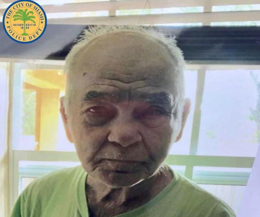 Autoridades buscan a un anciano desaparecido en Miami