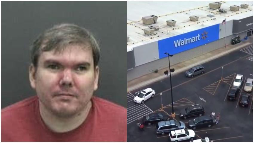 Arrestan en Florida a un hombre que amenazó con un tiroteo en Walmart