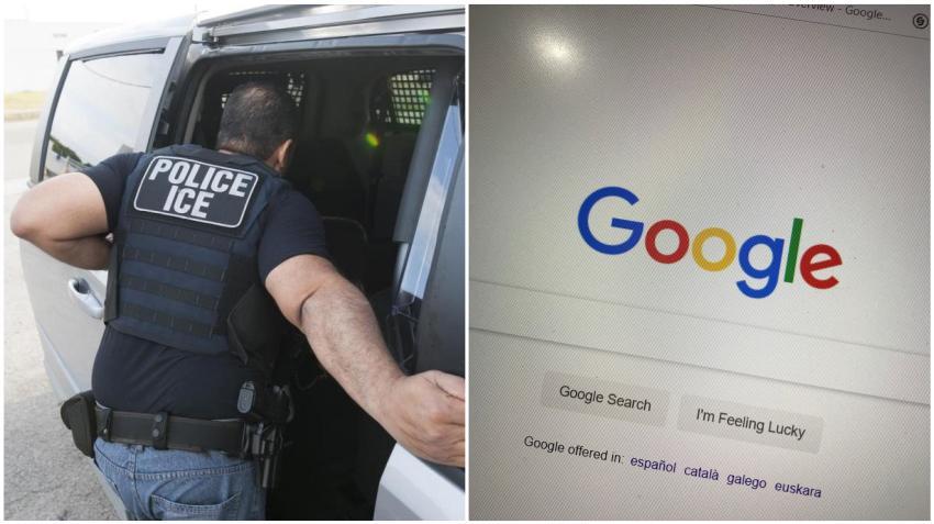 Grupo de empleados de Google se niegan a colaborar con ICE y otras agencias de inmigración