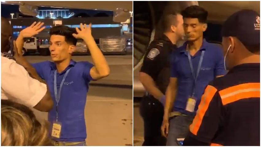Joven cubano, Yunier García, alegó persecución en Cuba y tiene más posibilidades de presentar un caso de asilo