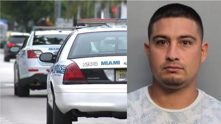 Tras días de búsqueda la policía de Miami arresta a sospechoso de violación en la  Pequeña Habana