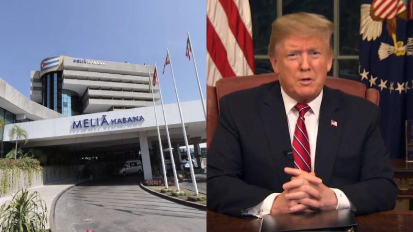Meliá reporta que las medidas de Trump han afectado sus ingresos en Cuba