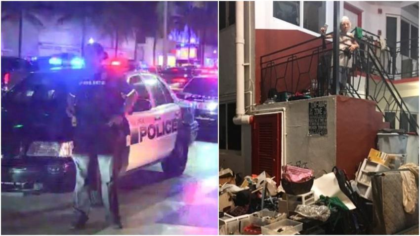 Comisionados de Miami quieren detener que se hagan desalojos durante estados de emergencias