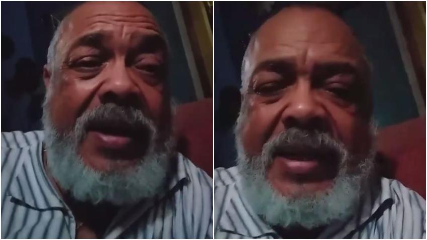 Pancho Céspedes asegura que el consulado de Cuba en Cancún, México, le ha impedido viajar a la isla a ver a su hermano enfermo por problemas con sus huellas