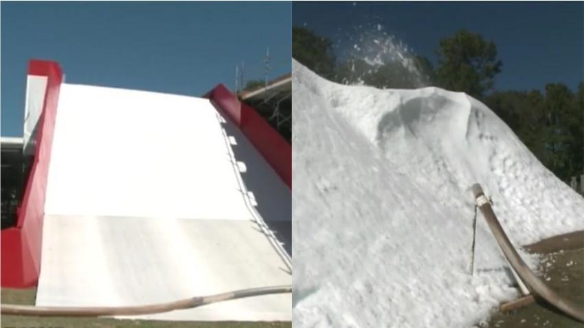 Aprueban permiso para construir un parque de nieve en la Florida
