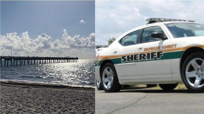 Encuentran restos humanos en una playa del sur de la Florida