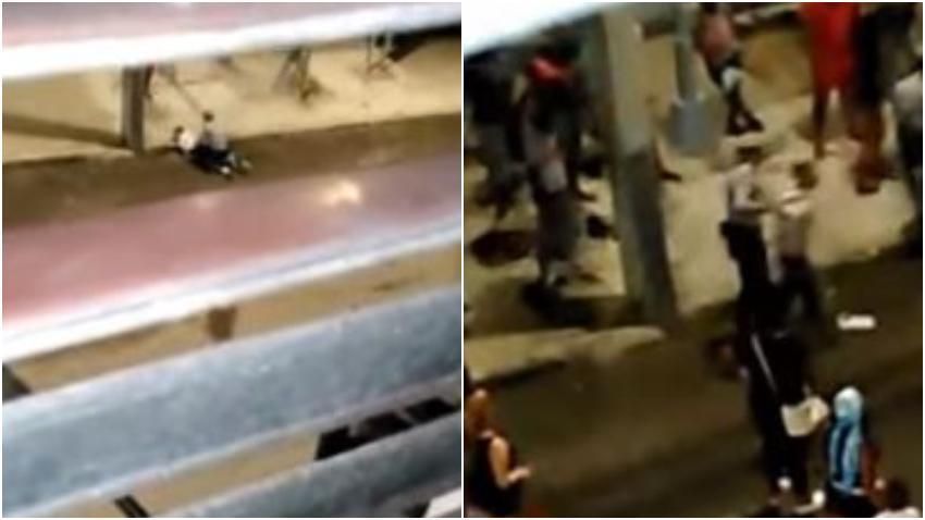 Policías en Cuba arrastran y golpean a dos mujeres en La Habana