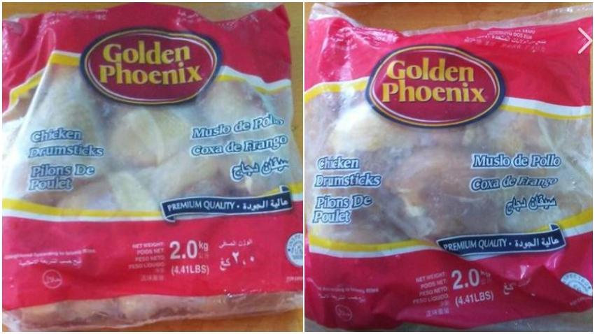 Sube la importación de pollo de Estados Unidos en Cuba