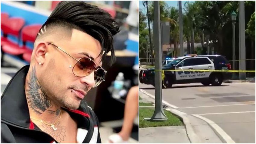 Arrestan en el Sur de la Florida al reguetonero cubano Yakarta acusado de violencia con estrangulamiento